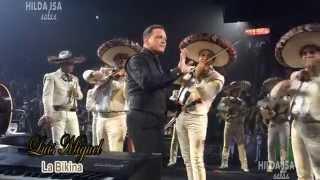 Luis Miguel - La Bikina - En Vivo - Palenque Texcoco 2015