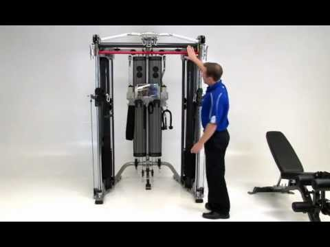 Inspire Fitness FT2 Functional Trainer Package - Presentation