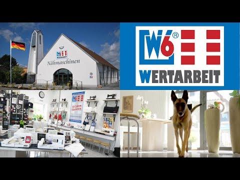 W6 Wertarbeit Nähmaschine N 5000 Neuerungen 2015