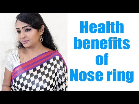 #Health #benefits Of Nose #ring - SAS #Natural Life