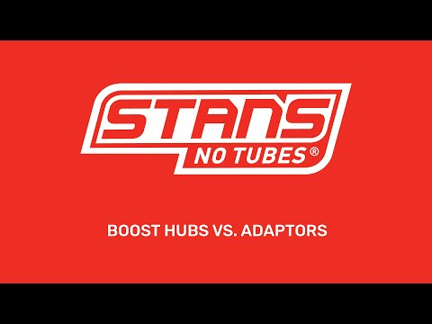Boost Hubs vs. Adapters
