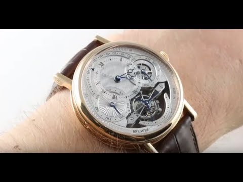 Breguet Classique Tourbillon Perpetual Calendar 3797BR/1E/9WU Luxury Watch Reviews