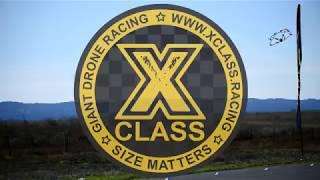 X Class Giant FPV Drone Racing, Season 2.