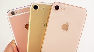 iPhone 6S vs iPhone 7 vs iPhone 8  - Which to Buy in 2020?