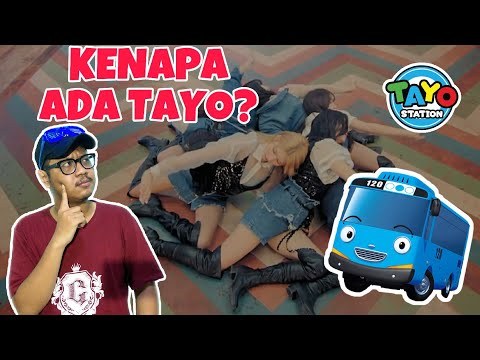 GFRIEND - Sunrise Japan Ver. MV REACTION (HEY TAYO!) | INDONESIA