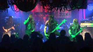 "Legion Of The Damned @ We Rock - Madrid - ""Bury Me In A Nameless Grave"" - 8/05/15"