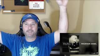 "Dolly Parton - "" Mountain Angel ( Official Audio Video )""- ( Reaction )"