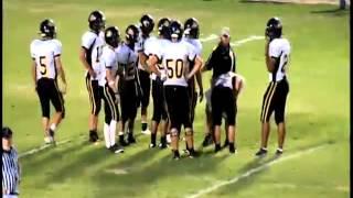 Prairie Grove (42) vs Lavaca (29) 2010