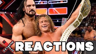 WWE Extreme Rules 2018 Reactions
