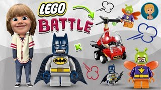 Lego Mighty Micros Superheroes - Spiderman Hulk and Captain America with Green Goblin (Gertit Toys)