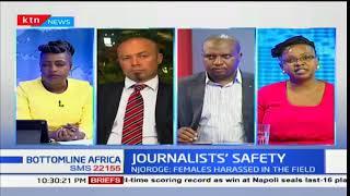 Bottomline Africa: Journalists safety
