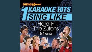 Always Right Behind You (Karaoke Version)
