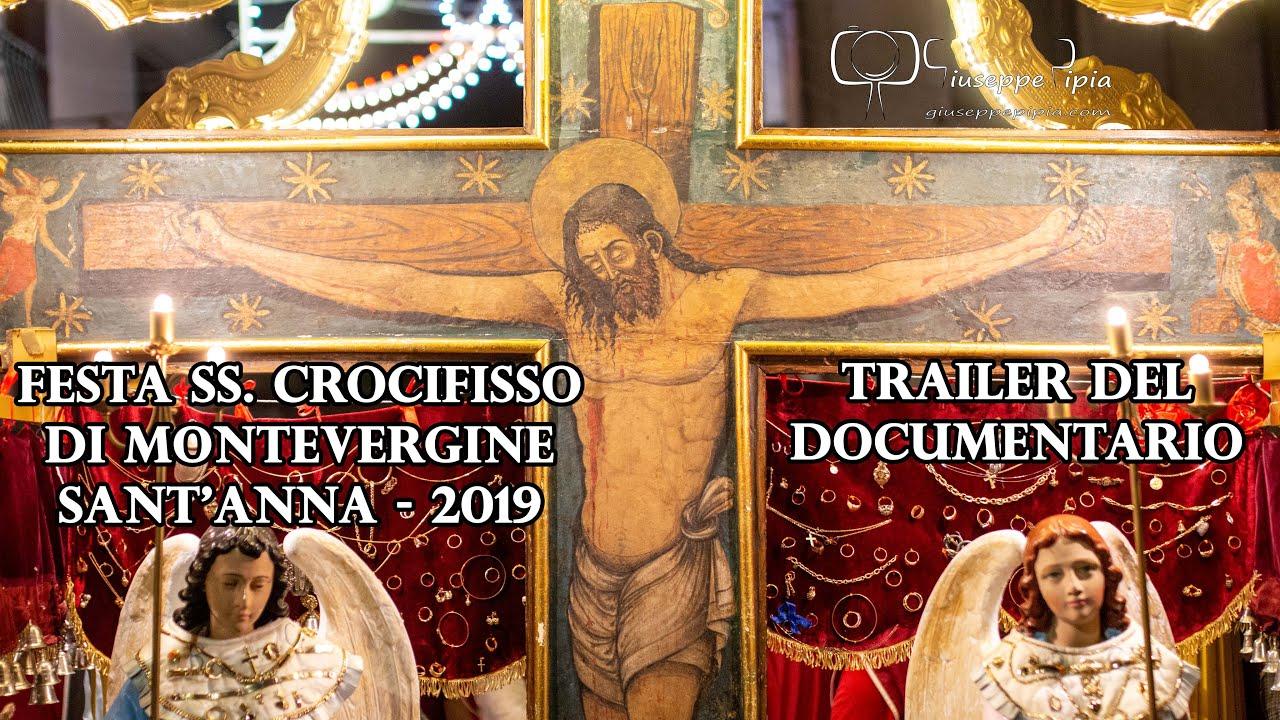 La festa del SS Crocifisso di Montevergine - Sant'Anna di Caltabellotta