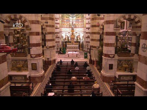 Laudes et Messe du 12 janvier 2021 à Notre-Dame de la Garde