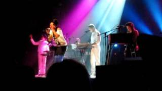 "Zero 7 - ""Mr McGee"" (Orpheum Theatre 12/16/09)"
