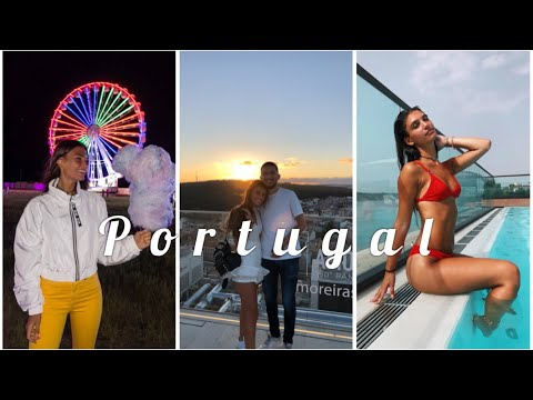 TRAVEL VLOG PORTUGAL 🇵🇹❤️💑