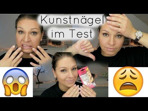 Fing´rs Kunstnägel selbst kleben / Drogerie / Review / Katastrophe / Mamacobeauty