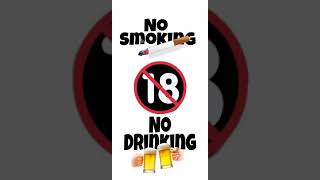 No Smoking No Drinking Whatsapp Status Videos im good boy im bad boy status video 9952890053