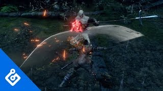 New Gameplay And Details On Creating Sekiro's Combat