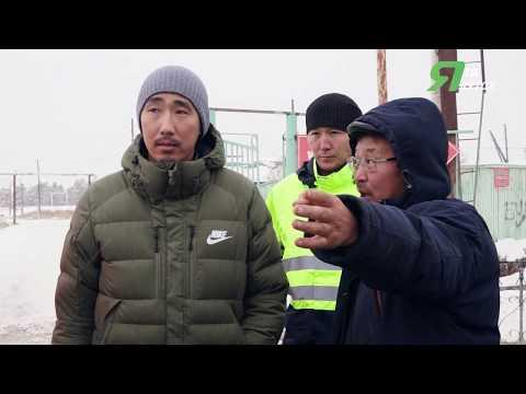 Работы по строительству и капитальному ремонту дорог в Якутске не прекращаются