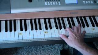 "Easy-to-Play Piano ""Amazing Grace""-  (Matt McCoy)"
