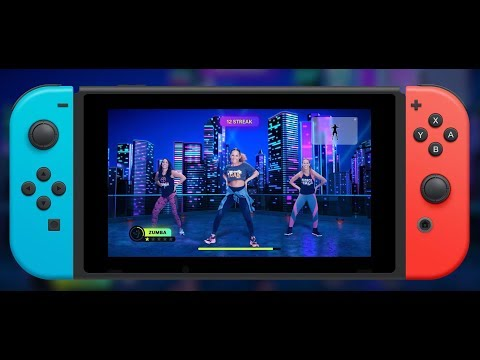 ZUMBA® BURN IT UP! available now for digital pre-order on Switch in the Nintendo eShop thumbnail