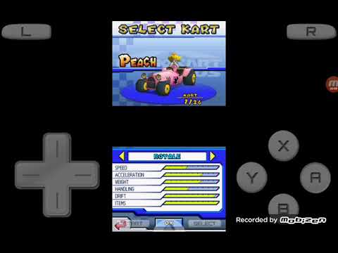Download Mario Kart Ds Desert Hills Video 3GP Mp4 FLV HD Mp3