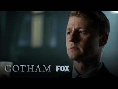 Gotham 4.01 (Clip 'Jim Wants Penguin Gone')