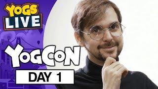 YOGCON 2019 - TWITCH STAGE DAY 1 - 03/08/19