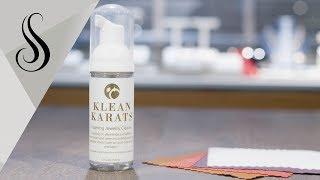Klean Karats® Foaming Jewelry Cleaner