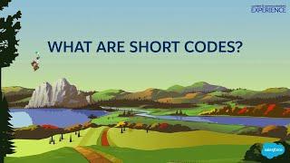 Short Codes for Service   Salesforce