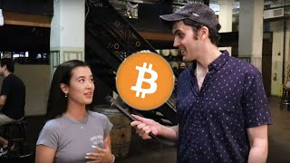 Which Crypto is YOUR BIGGEST GAMBLE? Interviewing Everyday People About Their Altcoin Investments.
