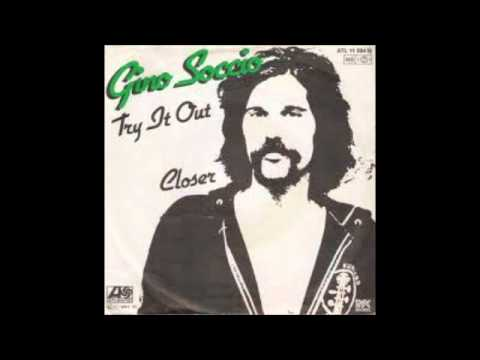 Gino Soccio-Try It Out