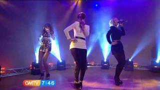 Sugababes - About A Girl - Live at GMTV