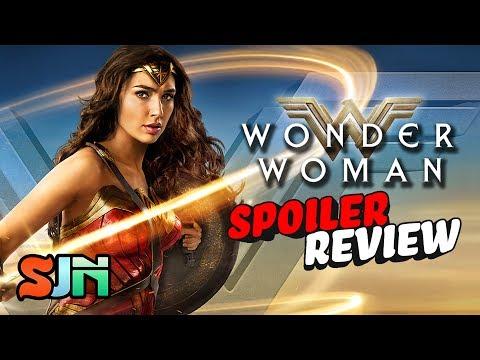 Wonder Woman Spoiler Review!