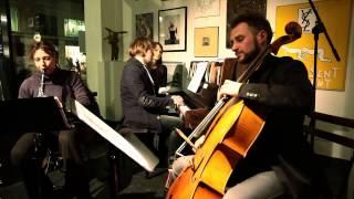 Pavel Karmanov -TRIO Birthday present for myself - Annelise Clément - Dima Tsypkin - Sergey Smirnov