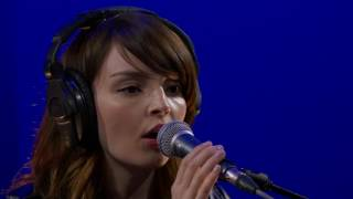 CHVRCHES - Leave A Trace (Live on KEXP)