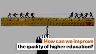 How can we improve the quality of higher education? | Debra Mashek by Big Think