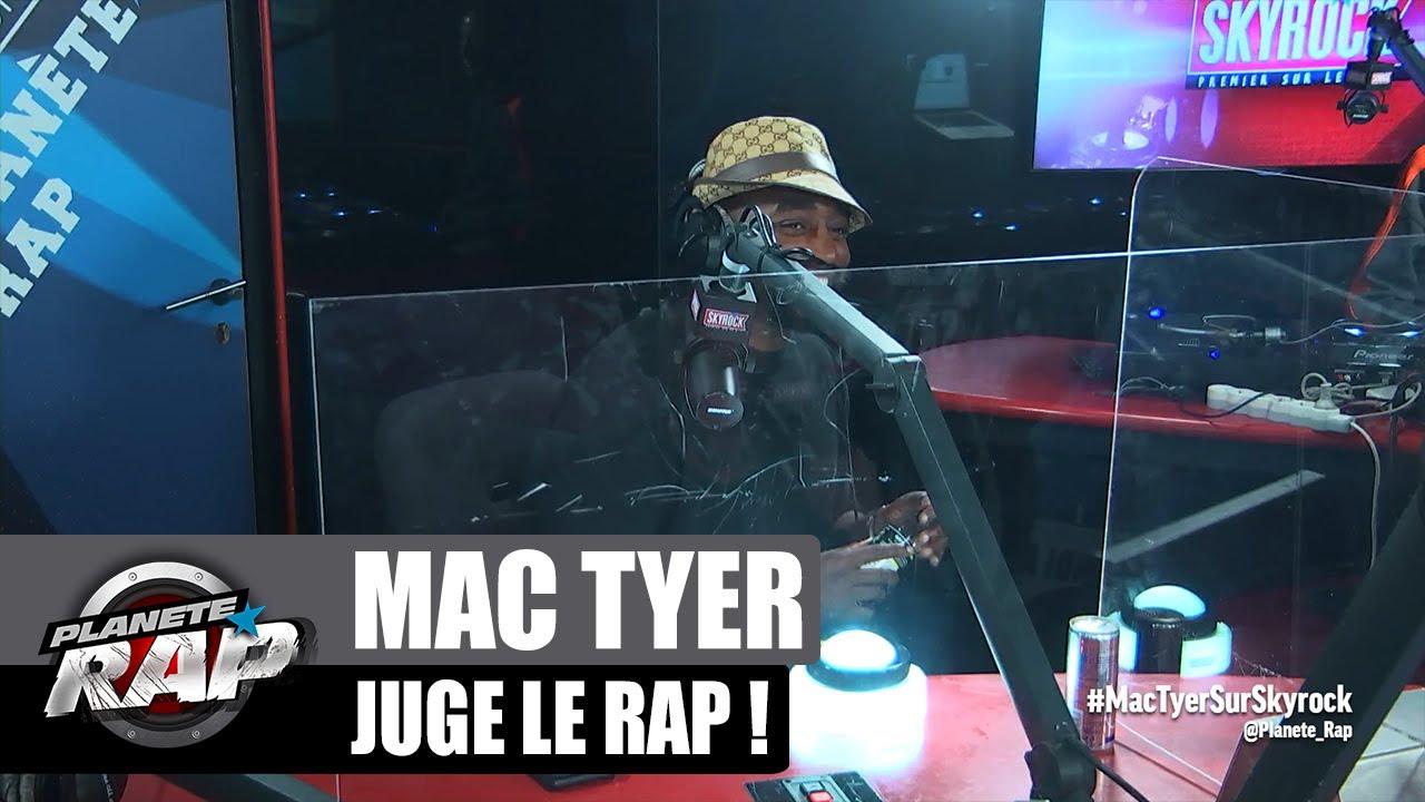 Mac Tyer JUGE le RAP FRANÇAIS ! (Niaks, Luv Resval, Guy2Bezbar...) #PlanèteRap