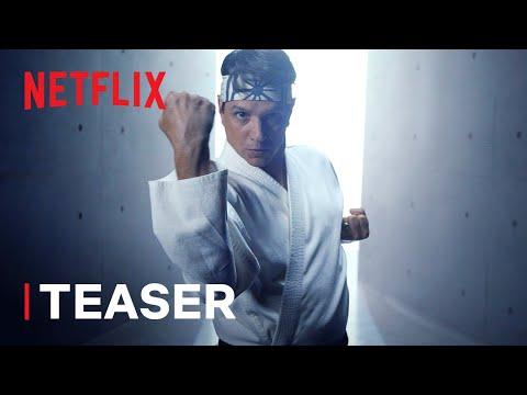 Cobra Kai 4 – Il teaser trailer italiano