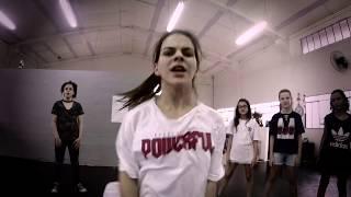 "Angel Haze ""A Tribe Called Red"" II | MAYARA MÜLLER | Dancer: Letícia Allievi"