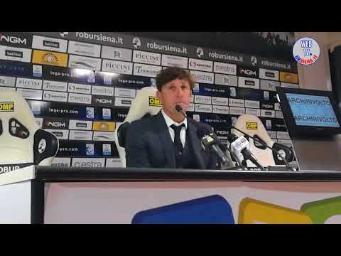 Robur Siena-Livorno 1-2: Sottil, Mignani, Sbraga, D'Ambrosio