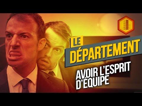 """""""Le Département """" saison 01 épisode 12"""