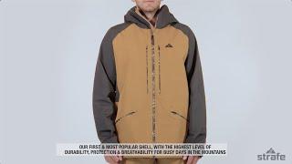 Strafe Outerwear: Mens Nomad Jacket