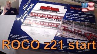 ROCO HO z21start DCC starter Set 51285 review 2017 Digital