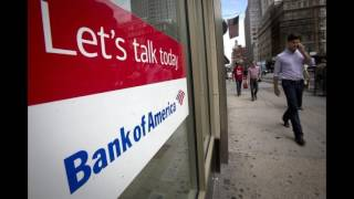 Bank of America - Santander Bank, Credit Cards, Mortgages and Auto Loans Preview 2017