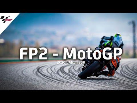 MotoGP テルエルGP フリープラクティス2のダイジェスト動画