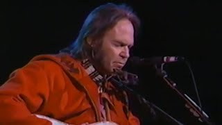 Gambar cover Neil Young - After the Gold Rush - 11/6/1993 - Shoreline Amphitheatre (Official)