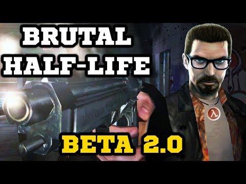 GORDON PAYNE - Brutal Half-Life - BETA 2.0 (Bullet Time)
