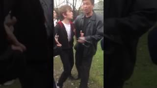 Избиение ,Драка с Полицейскими Казахстан